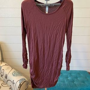 Ruched Sleeves and sides Top